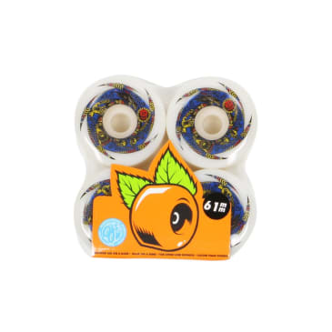II Rider Speedwheels Reissue 97A - White - 61mm