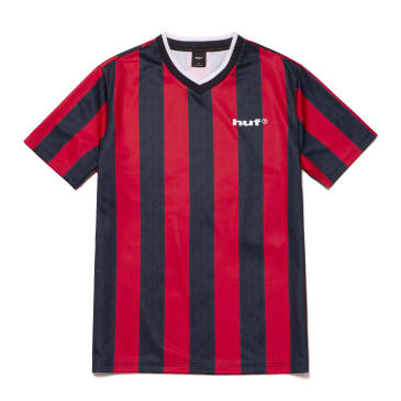 HUF Diego Soccer Jersey T-Shirt - True Red