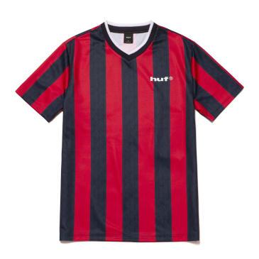 HUF Diego Soccer Jersey T-Shirt - True Red