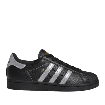 adidas Skateboarding Superstar ADV x Soto Shoes - Core Black / Silver Met / Gold Met