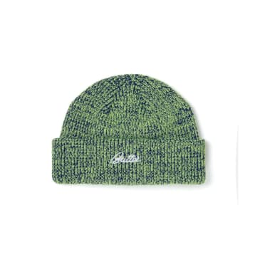 Butter Goods - Speckle Beanie - Lime