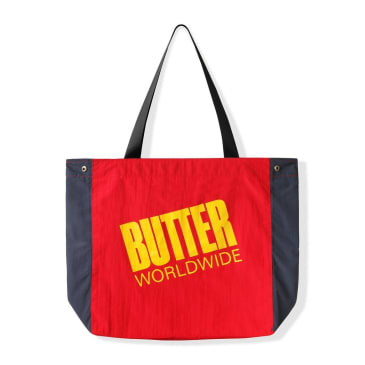 "BUTTER GOODS- ""SAIL TOTE BAG"" (MULTI)"