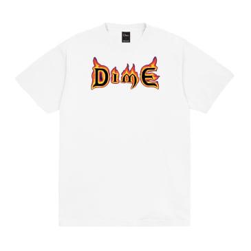 Dime Mana T-Shirt - White