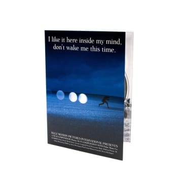 Polar Skate Co. ''I Like It Here Inside My Mind, Don't Wake Me At This Time'' DVD