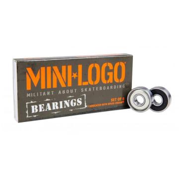 Bones Mini Logo Bearings