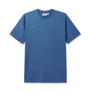 Butter Goods Hampshire Pigment Dye T-Shirt - Ocean