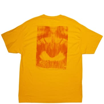Isle Skateboards Liquid Eye T-Shirt - Yellow