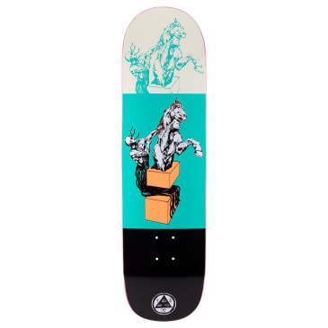 "Welcome Skateboards - Heirophant On Big Bunyip Deck 8.5"" Wide"