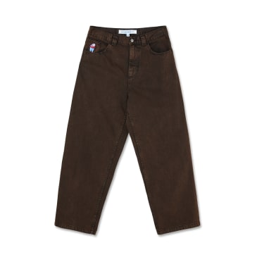 Polar Skate Co Big Boy Jeans - Brown Black