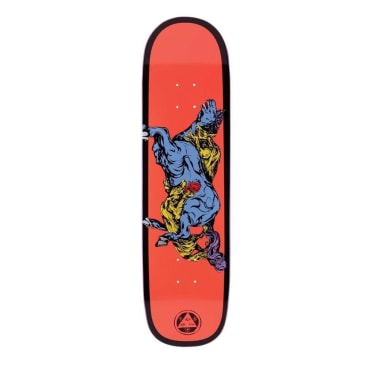 Welcome Skateboards Goodbye Horses on Bunyip Skateboard Deck - 8.5