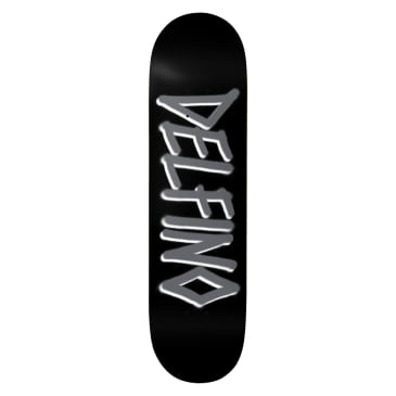 Deathwish Delfino Gang Name Skateboard Deck - 8.5""
