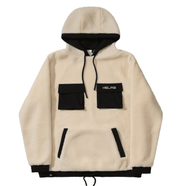 Hélas Cozy Hoodie - Off White