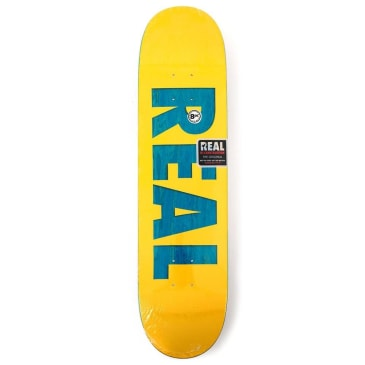 "Real Bold Team Series Deck 8.06"" (Assorted Stains)"