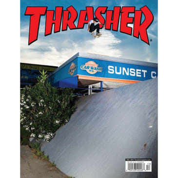 Thrasher Magazine December 2019 Issue