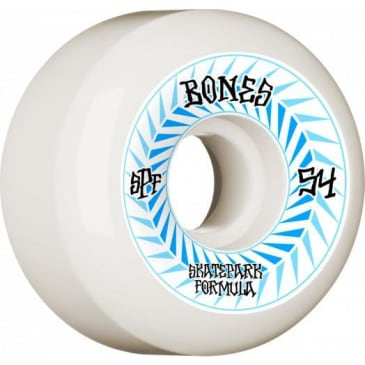 Bones Wheels SPF Spines 58mm P5