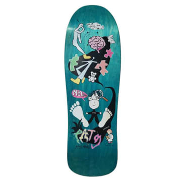 Frog Skateboards Pat G Skateboard Deck - 9.875""