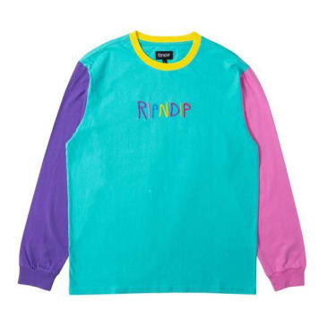 RIPNDIP Embroidered Logo Longsleeve
