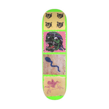 """GX1000 Party Pack Skateboard Deck - 8.5"""""""