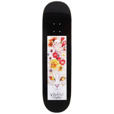 """Meow Lacey Baker Cat's Crown Deck 8.25"""""""