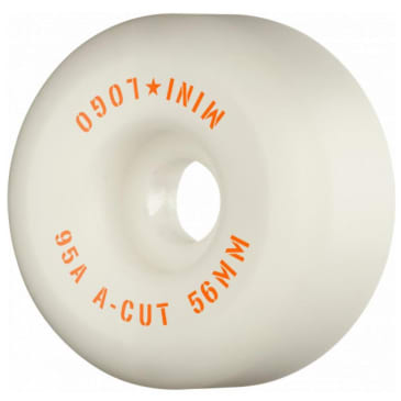 Mini Logo - Mini Logo A Cut Hybrid Wheels 95a 56mm