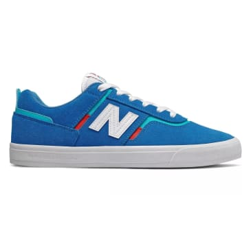 New Balance Numeric 306 Skateboard Shoe - Blue/Red/Bayside