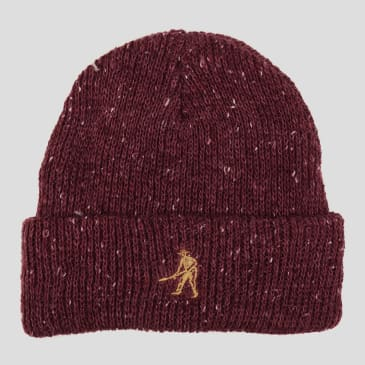 Pass~Port Workers Beanie - Maroon