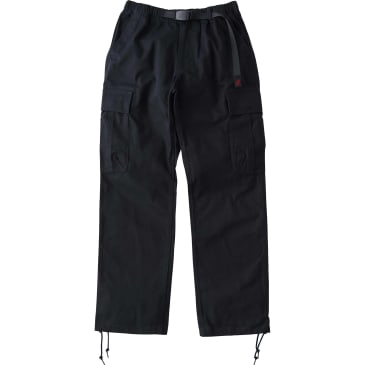 Gramicci Back Satin Cargo Pants - Double Navy