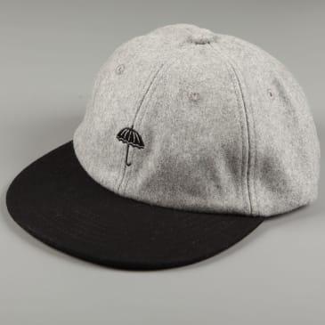 Helas 'Precieuse' 6 Panel Hat (Grey)