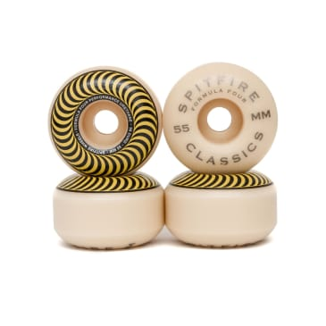 Spitfire Formula Four Classic 99a Wheels - 55mm
