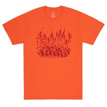 WKND Subconscious Sediment T-Shirt - Orange