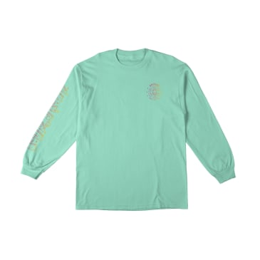 Spitfire Wheels - Skate Like A Girl Fade L/S - Celadon