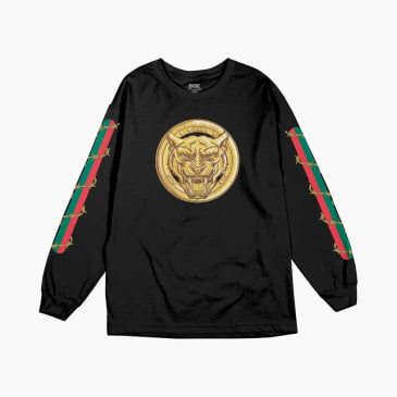 DGK Always On Top Longsleeve T-Shirt - Black