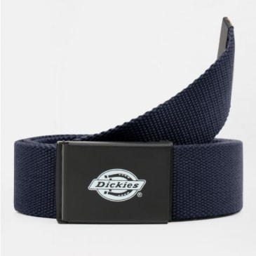 Dickies - Orcutt - Webbing Belt - Dark Navy