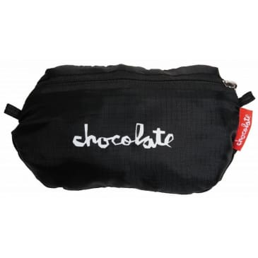 Chocolate Chunk Packable Backpack Black