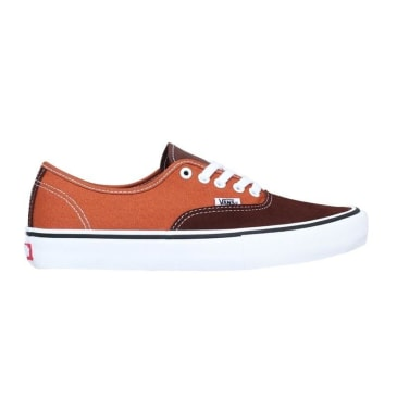 Vans Authentic Pro - Potting Soil / Leather Brown