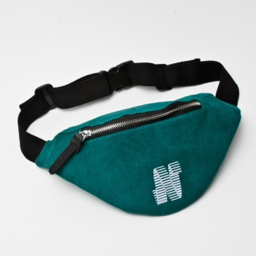North Magazine Corduroy Camera Bag Teal