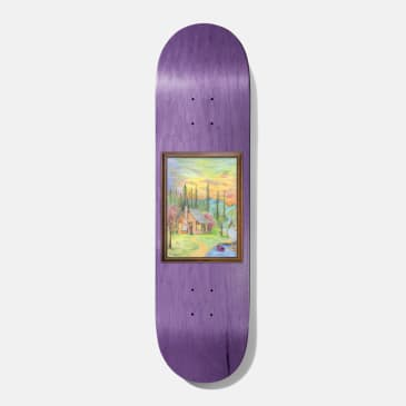 Baker Skateboards Nuge Woodland Escape Skateboard Deck - 8""