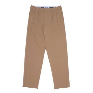 Fucking Awesome Pleated Pants - Khaki