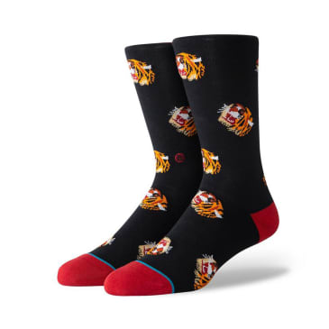 Stance Tirgis Socks - Black