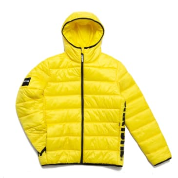 Chrystie NYC - OG Logo Puffer Jacket / Bumblebee Yellow