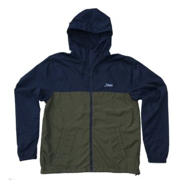 Studio Lightweight Windbreaker - Navy / Army