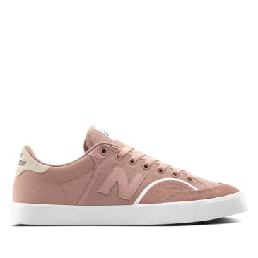 New Balance Numeric 212 Skate Shoes - Peach / White