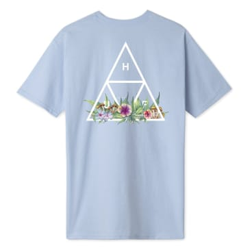 HUF - HUF Botanical Garden TT S/S T-Shirt | Light Blue