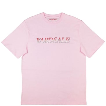 Yardsale Fade T-Shirt - Pink