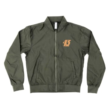 No-Comply Bomber Jacket