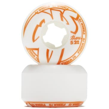 OJ Wheels Hardline 101a 52mm