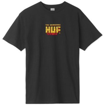 HUF The Infamous T-Shirt - Black