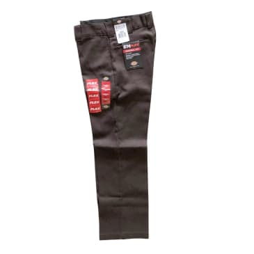 Dickies Original Flex 874 Work Pants - Dark Brown