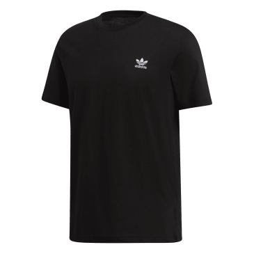 Adidas Trefoil Essentials T-Shirt - Black