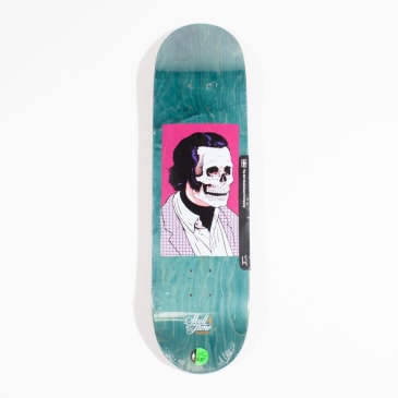 Girl x Sean Cliver Bannerot Skull of Fame Deck - 8.5""